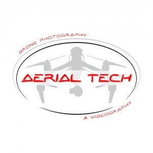Aerial Tech Logo Design