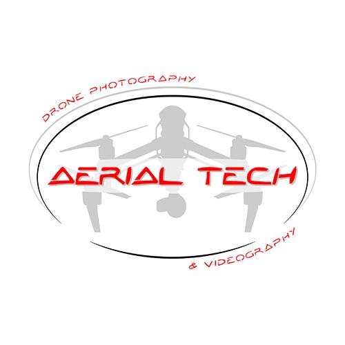 Aerial Tech Logo Design