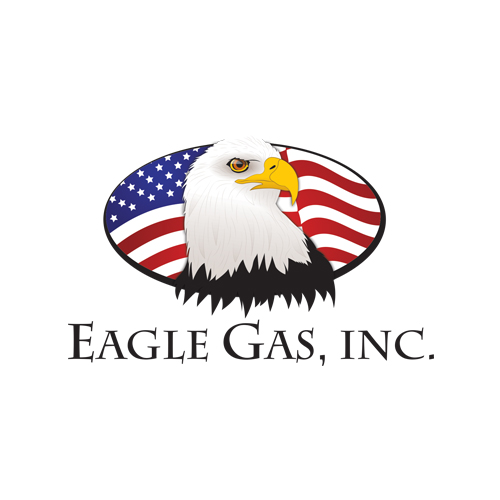 Eagle Gas Logo Design