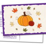 Trending: Thanksgiving Holiday Cards