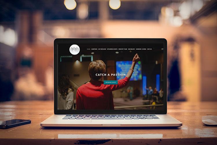 Ridge Church Website