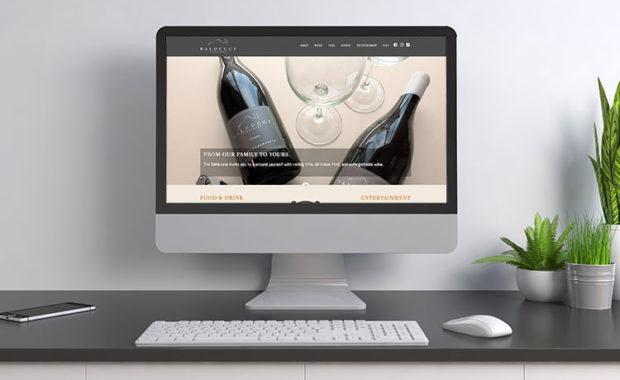 Balducci Vineyards Website