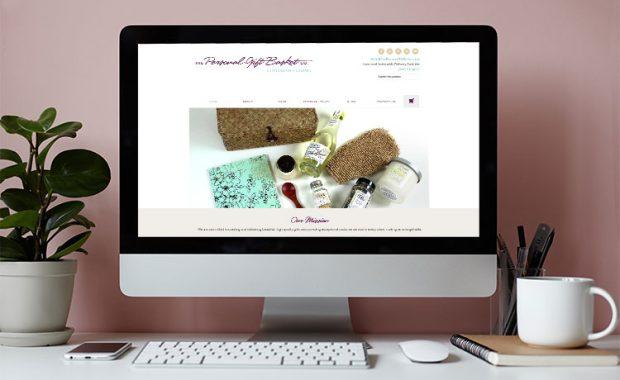 Gift Basket Website