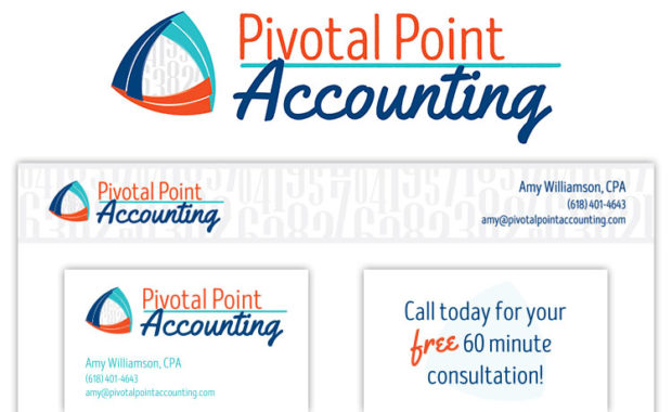 Pivotal Point Accounting Branding